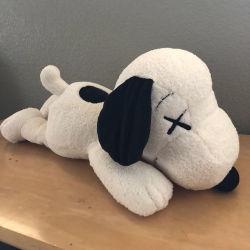 De mooie Gift van de Verjaardag van de Kinderen van het Jonge geitje van het Huwelijk van de Dieren van de Hond van Doll Snoopy van het Speelgoed van de Pluche van Snoopy van het Beeldverhaal Grote