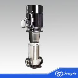 Roestvrij staal Elektrische verticale multistage hogedrukopleiding voor het verhogen van water Jockey-pomp