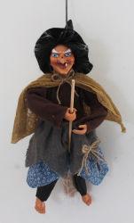ハンドメイド魔法使いのイースター装飾のHalloweenのクリスマス