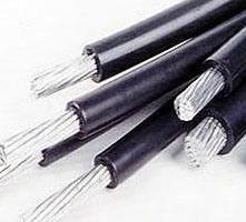 UL 3196 125C 600V, bajo el humo sin halógenos Anti-UV de Cable con polietileno reticulado