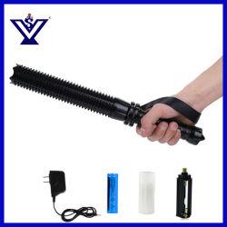Полицейских сил тактических самообороны светодиодный фонарик/полиции фонарик (SYSG-158)
