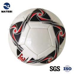 Nuevo Diseño de impresión de plástico de PVC pelota deportes de pelota de fútbol fútbol