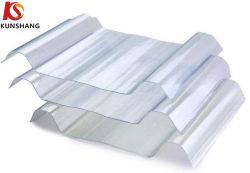 El FRP Kunshang techos translúcidos/Hoja de techo claraboya