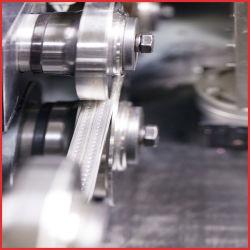 Wärme-Rand-Distanzstück, das Maschine bildet