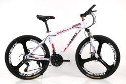 Bicicleta de Montaña de aluminio de 26 pulgadas de velocidad de 21 de bicicleta con bastidor pintura