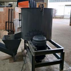 목제 깔판 구획을 만들기를 위한 톱밥 접착제 믹서