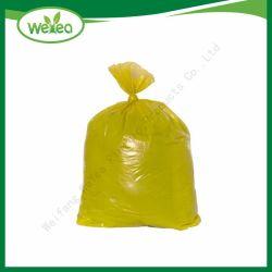 En PEHD personnalisé Biohazard sac poubelle de déchets avec une bonne qualité