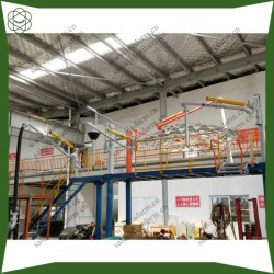 precio de fábrica con alarma de nivel de líquido carretilla Brazos de carga superior