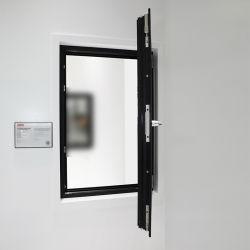 Liga de alumínio de Hardware do vidro da janela a janela Tilt-Turn para montagem