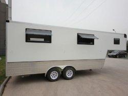 Mini-reboque de caravana para carga e Camping Venda
