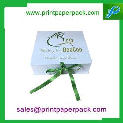 Boîte de bonbons de chocolat Gâteau personnalisé, des bijoux parfum cosmétiques Boîte en carton, des bijoux de regarder le vin de bougie d'artisanat Boîte de papier de l'emballage, Noël Cadeau rigide Emballage