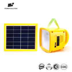 На солнечных батареях с FM-радио, MP3-плеер с мобильного телефона зарядка аккумуляторной батареи