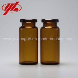 10ml Amber frascos de vidro, as garrafas de vidro para médicos, cosméticos e de laboratório