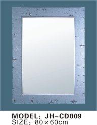 Dubbel Zilveren Aluminium 4/5mm van het Huis van de Basis de Wassende Spiegel van de Zaal