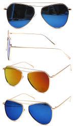 Het Metaal van uitstekende kwaliteit Sunglasse voor de Zonnebril van Mannen en van Vrouwen (SM701008)