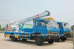 折りたたみアームトラック搭載アンテナ作業プラットフォーム販売