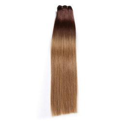7Un organisme brésilien Wave 4 morceaux de tressage des cheveux ondulés aucune trame aucune pièce jointe le tressage des cheveux en vrac pour le tressage des cheveux humains vrac