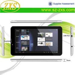 2013 Nouvelle ! ! ! Meilleur Prix Mtk6577 1,0 GHZ Dual Core 7 pouces Tablet PC avec fonction d'appel 3G+GPS Bluetooth++Dual SIM