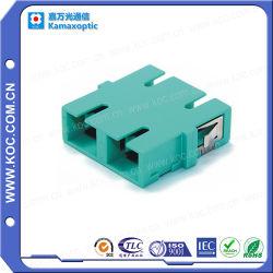 SC/PC Adaptadores de dúplex en las ventas de fibra óptica
