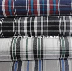 Cottn fils teints Vérifier tissu à armure toile (LZ6018)
