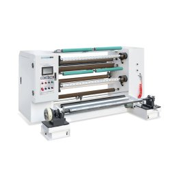 순수 알루미늄 호일 슬링기 리와인더(Slitter) 리와인더(Paper Roller) PVC 시트 롤 로팅 기계