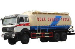 Beiben 6X4 /6x6 chariot de ciment en vrac off road