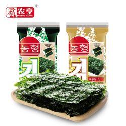 Nong Heng 16g BBQ Flavour Seetang würzige Seetang Koreanische Seetang Snacks