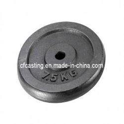 Contrapeso de fundición de metal de hierro fundido