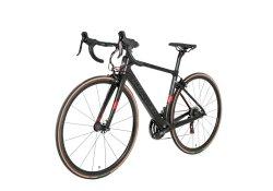 Stock Road Bike en fibre de carbone à court délai de livraison vélo de course
