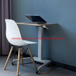 Sit Standing Bamboo 노트북 테이블, 컴퓨터 판매 테이블