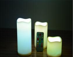 Commerce de gros LED Flameless Tealight bougie pour cadeau d'anniversaire