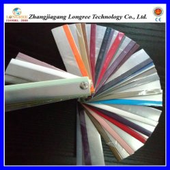 2mm Thick pvc Edge Banding met Two Color
