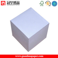 Bloque de papel Nota Cubo Memo