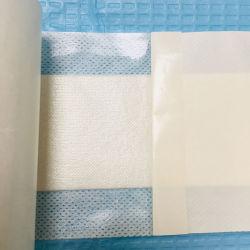 Ce FDA ISO13485 Non-Adherent Consommables médicaux stériles Pad
