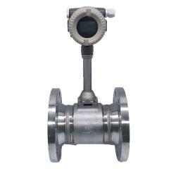 1/2/3/4/5 Zoll 4-20mA Edelstahl Vortex-Durchflussmesser mit Flansch Für Dampf/Luft/Flüssigkeit mit hoher Qualität