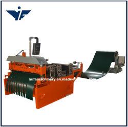 Haute qualité de refendage de tôle en acier HYDRAULIQUE AUTOMATIQUE La machine