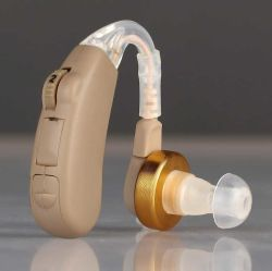 E-103 Bte Aasi amplificador de som para perda auditiva