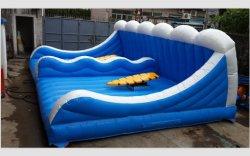 Simulateur de planche de surf jeux gonflables mécanique de la double