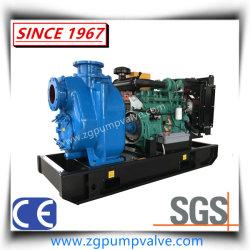 T&U Series American Technology Dieselmotor und Elektromotor verstopfungsfrei Selbstansaugende Zentrifugal-Abwasserpumpe aus Edelstahl SS304 SS316
