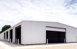 Здание металла стальной структуры аграрное ((SS-94)