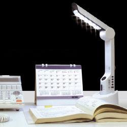 عيون الطاقة الشمسية تحمي المصباح، مصباح القراءة الشمسية LED قابل للترميد