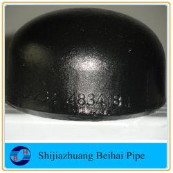B16.9 du raccord de tuyau en acier au carbone Butt-Welded bouchon d'extrémité du tuyau