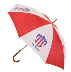 La apertura automática recto promocionales paraguas (JY-219)