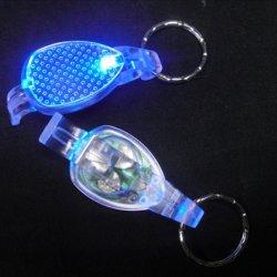 승진 선물 주문 로고 플라스틱 맥주 LED 병따개