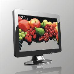 Multifunktions12 Zoll LCD-Anzeigen-Monitoren, Monitor Soem-LCD
