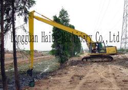CE- approuvé Hyundai PC200 flèche longue portée de l'excavateur