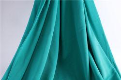 粋なブランドのセーターファブリック低伸縮性がある羊毛の印刷26sは綿にSingle-Sided明白な織り方と罰金を科す