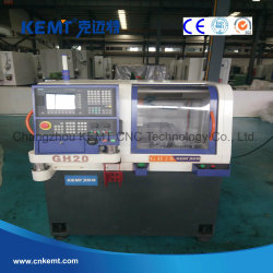 (GH20) 수평한 정확한 수평한 도는 갱 CNC 기계