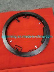 Professional fabricante chino semi remolque Turntable