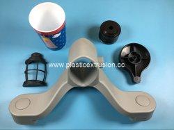 Riteng Produtos de Injeção de Plástico policarbonato tampa de luz LED PC difusor abajur tampa do difusor de luz LED